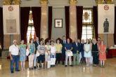 Siete jóvenes con síndrome de Down se ´gradúan´ en labores de mantenimiento y limpieza en el Ayuntamiento