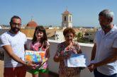 Los niños  María Elena Campillo y Guillermo Hernández ganan el concurso de dibujo sobre los festivales y se llevan  cuatro entradas para 'Hansel y Gretel El Musical'