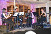 Éxito del concierto que protagonizó anoche la recién creada Asociación Musical 'Con Forza' en La Santa