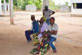 Un proyecto de cooperación con apoyo del Ayuntamiento propicia la construcción de un bloque pediátrico en Mozambique