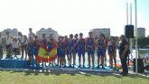 Éxito histórico en el campeonato europeo de Dragon Boat