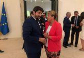 Noelia Arroyo pide a López Miras una reunión con el Gobierno local sobre Mar Menor y Sanidad