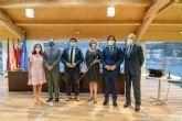 Beatriz Miguel se convierte en la primera mujer en tomar el mando de la Politécnica de Cartagena