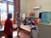 Las oficinas de Atención Ciudadana de Cabezo de Torres y Beniaján abren mañana bajo cita previa