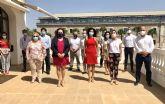La Comunidad destaca el Puerto de Cartagena como uno de los más seguros del Mediterráneo