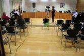 El Pleno aborda mañana la toma de razón de la renuncia de la concejal María Dolores García Martínez de su cargo institucional