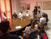 La concejala de Educación se reúne con los directores de los centros educativos del municipio