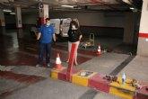 El parking municipal abrir� al p�blico en septiembre, tras las obras de remodelaci�n