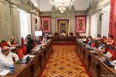 El pleno reclama una reunión inmediata con la Delegación del Gobierno para consensuar una ubicación del CATE que no comprometa el desarrollo de Cartagena