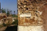 Cultura recupera una lápida romana que fue sustraída del muro del Monasterio de San Ginés de la Jara