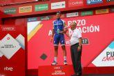 ElPozo Alimentaci�n acoge con �xito la d�cima etapa de La Vuelta a España en sus instalaciones