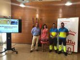 El Ayuntamiento anima a los murcianos a reutilizar y reciclar durante la Feria