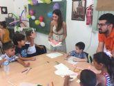 El Local Social de Santa María acogerá mañana la iniciativa 'Atrios Calé' en la que actuarán 32 niños que han participado en la Escuela de Verano 'Barrios Altos'