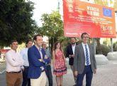 El Ayuntamiento inicia las obras del paseo fluvial de 20.000 m2 que vertebrará ´Murcia Río´