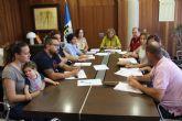 La concejalía de Educación y las AMPAS abordan el programa de actividades para el curso 2016-2017