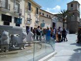 Viaje al Valle de Almanzora de los mayores del Centro de Día