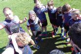 La escuela de rugby del CRU Cartagena busca aumentar su cantera