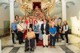 Los mayores de Aguilas conocen los tesoros de Cartagena