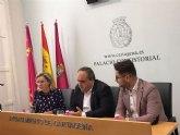 La Comunidad aporta 45.000 euros para el nuevo césped del estadio Cartagonova