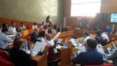 Balance de votaciones del pleno ordinario del Ayuntamiento de Lorca correspondiente al mes de septiembre 2017