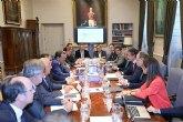 COEC se reúne con el Ministro de Fomento, Iñigo de la Serna