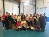 Concluye un curso del SEF sobre motores marinos con todos sus alumnos trabajando