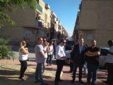 Ciudadanos pedirá una partida para el barrio torreño de El Carmen en el próximo Plan de Vivienda Estatal