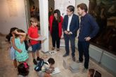 15 niños conocen e interpretan la obra de Francisco Salzillo