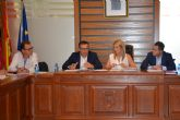 Campos del Río municipio anfitrión del PSRM para abordar medidas que eviten la despoblación