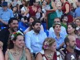 López Miras asiste a las fiestas de Carthagineses y Romanos