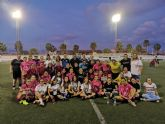 El club Pinatar Féminas gana el IV Memorial José Manuel Gómez Gómez