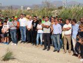 Diego Conesa destaca el compromiso del Gobierno de España y del PSRM para dar una solución a los afectados por las inundaciones de Lorca