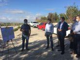 La Comunidad invertirá 600.000 euros en reparar ocho kilómetros de caminos rurales en Molina de Segura