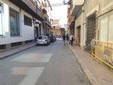 Mañana comienzan las obras de renovación de un tramo de la red de alcantarillado en la calle José Antonio Requena por una rotura en la tubería que provoca filtraciones