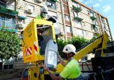 La Paz contará con 300 puntos de luz para mejorar la eficiencia energética y la seguridad de los vecinos