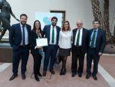 Estrella de Levante recibe el 'Sello Distintivo de Igualdad' de la Región de Murcia