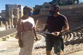 Turespaña fotografía Cartagena y su entorno para promocionar España como destino turístico