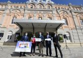 El Teatro Romea reivindica la cultura y artes escénicas a través del cupón nacional de la ONCE