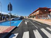 Las obras de reposición del Puente de La Brancha y mejora de los accesos entran en su fase final, con una inversión total de 233.029,45 euros