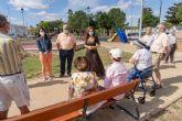 La Plaza de las Peñas se convierte en un espacio accesible