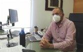 """El alcalde hace un llamamiento a la responsabilidad ciudadana colectiva para salir del """"círculo infernal"""" en el que ha entrado Totana por el incremento de los contagios"""