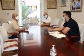 Ayuntamiento y ACUDE planifican nuevas acciones de conservaci�n en las fincas municipales