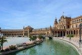Campaña para el Día Internacional del Turismo en Sevilla