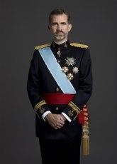 El PP promueve en el pleno aplausos y ovación en apoyo al Rey Felipe VI y la monarquía