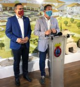 El diputado y secretario del PSRM-PSOE valora el trabajo de promoción turística realizado en Mula