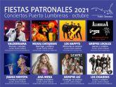 El aforo de los conciertos gratuitos de las Fiestas Patronales de Puerto Lumbreras se amplía en 400 personas más