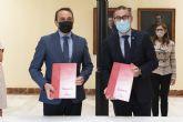 La Universidad de Murcia y la Consejería de Transparencia firman la renovación del Programa Golondrinas