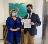El Ayuntamiento de San Javier pide con 'urgencia' la recuperación gradual de la Gola de Marchamalo