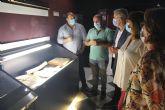 El Ayuntamiento del Pilar cede piezas romanas al museo arqueológico y etnográfico Barón de Benifayó