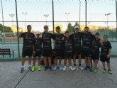 Gran inicio de temporada del equipo del Club de Tenis Totana